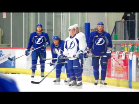 Tampa Bay Lightning Training Camp