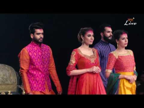 GANESH NALLARI @Wear.Style Bangalore Fashion Week 16th Edition