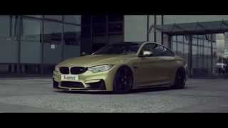 The new Akrapovič exhaust system for BMW M4