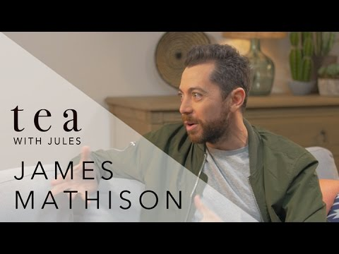 Tea With Jules With Presenter James Mathison