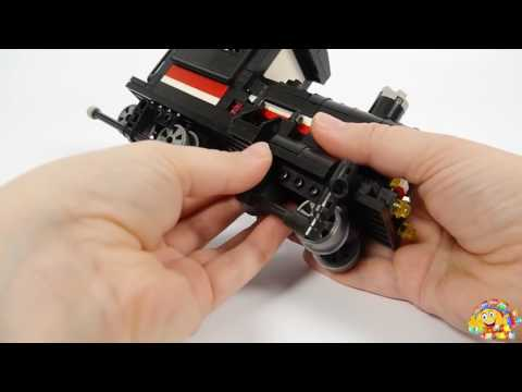 TREN PARA NIÑOS DE VIDEO Descripción general Estación Central juguetes LEGO City y LEGO 60072
