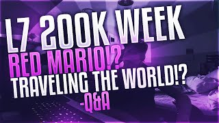l7 s 200k week red mario traveling the world q