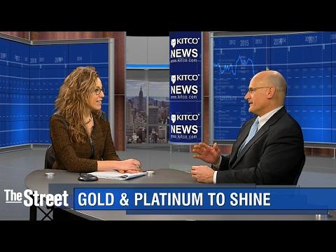 Gold's Groundhog Day Rally May Help Platinum - Bloomberg's McGlone