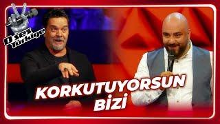 Rtük'te Çalışan Yarışmacı | O Ses Türkiye 1. Bölüm