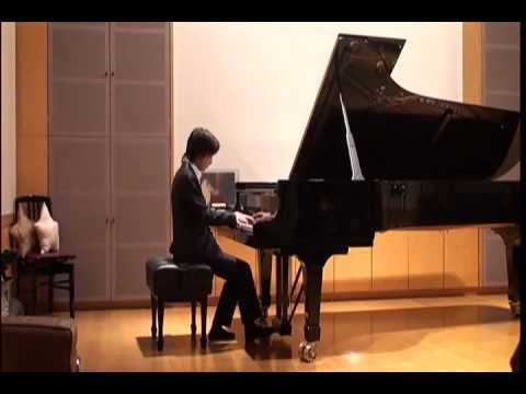 "Debussy  ""Clair de lune"" played by Sonosuke Takao"