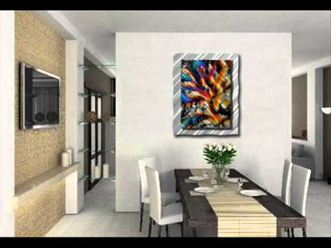 Colorful Abstract Volcanic Eruption Metal Wall Art Decor Panel.wmv & Colorful Abstract Volcanic Eruption Metal Wall Art Decor Panel.wmv ...