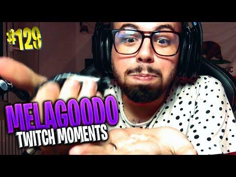 IL FAZZONE PAPA'   ZANO vs GUCCI   GABBO E LA CREMINA   Melagoodo Twitch Moments [ITA] #129