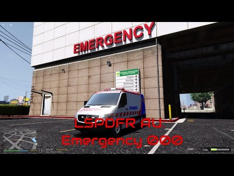GTA 5 - LSPDFR Australia - Emergency 000 - Busy Day In The Ghetto
