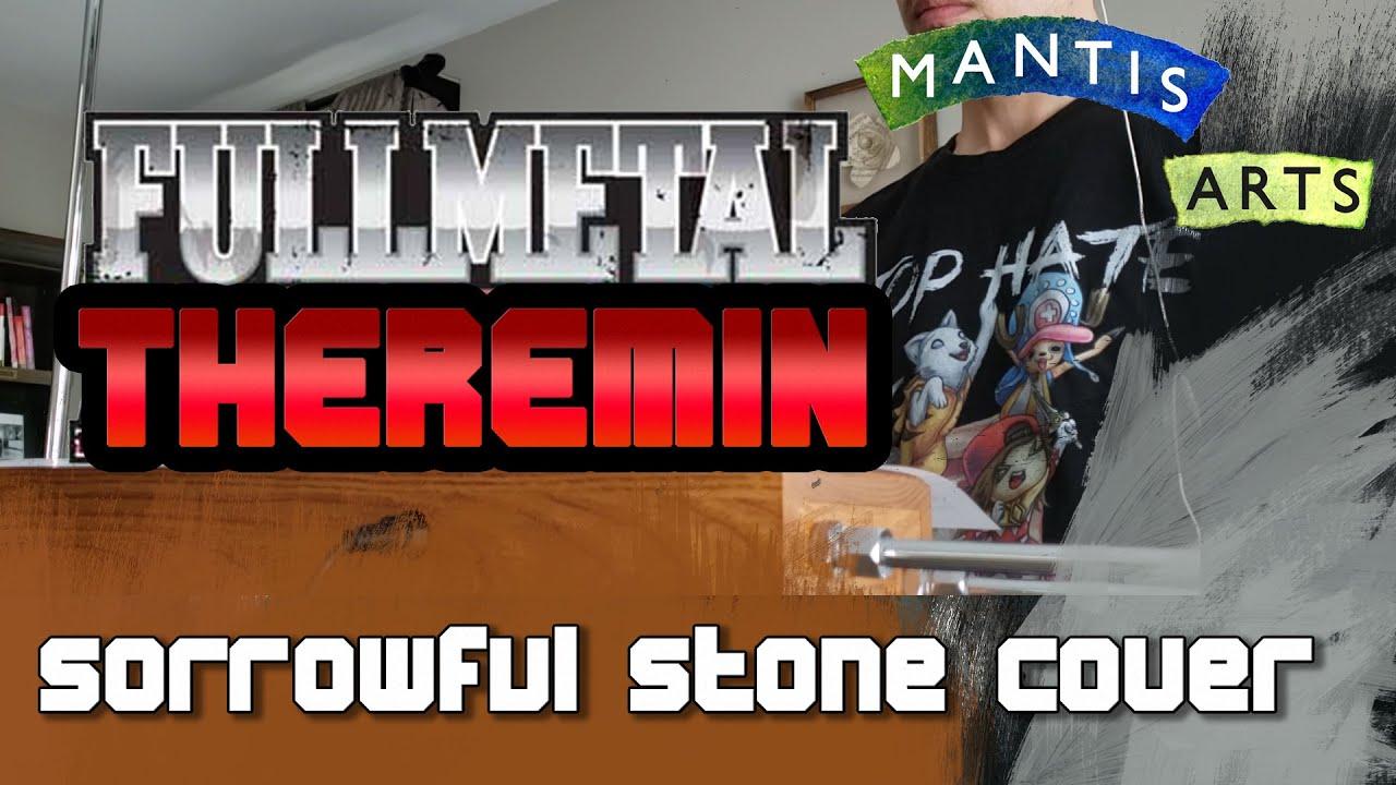 Theremin cover: Fullmetal Alchemist Brotherhood OST ...