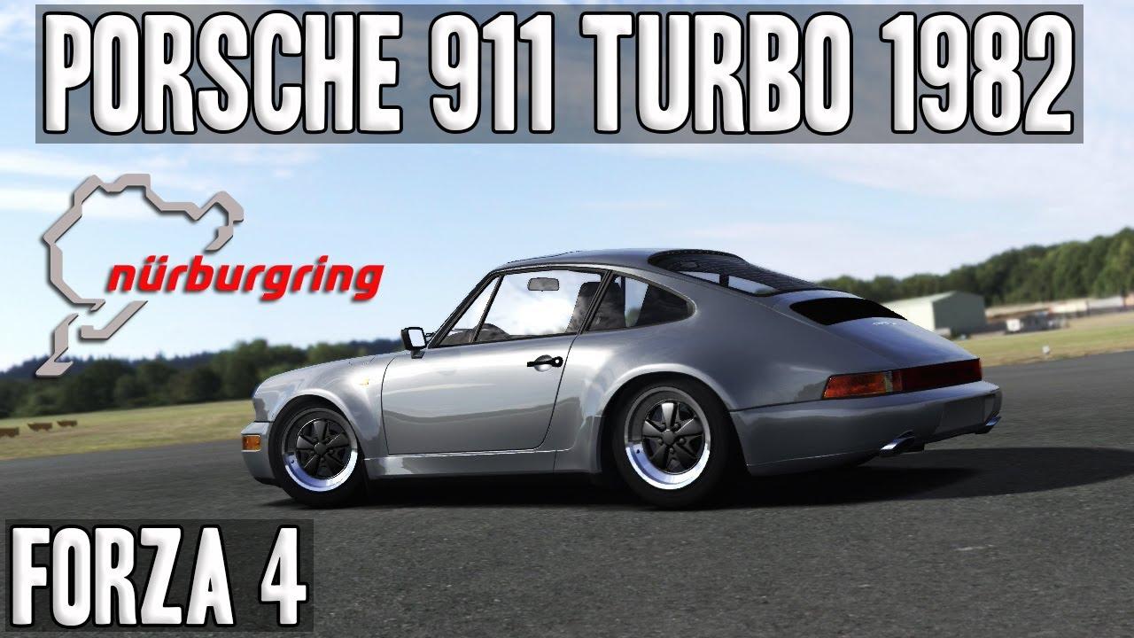 forza motorsport 4 porsche 911 turbo 3 3l 1982 n rburgring nordschleife youtube. Black Bedroom Furniture Sets. Home Design Ideas