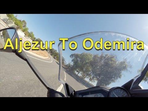 Aljezur To Odemira (Portugal)
