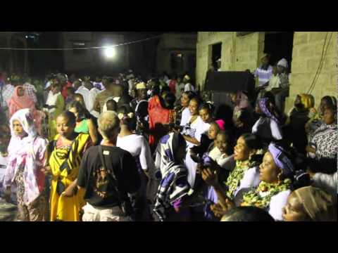 Dance of women, Wedding ceremony, Moheli, Comoros
