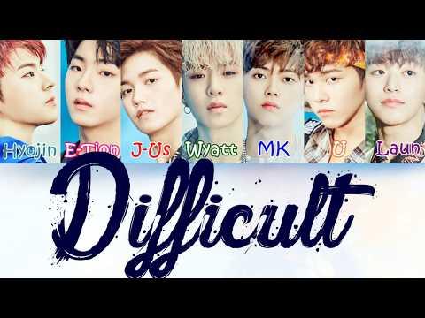 Download ONF [온앤오프] - Difficult [ LYRICS ]