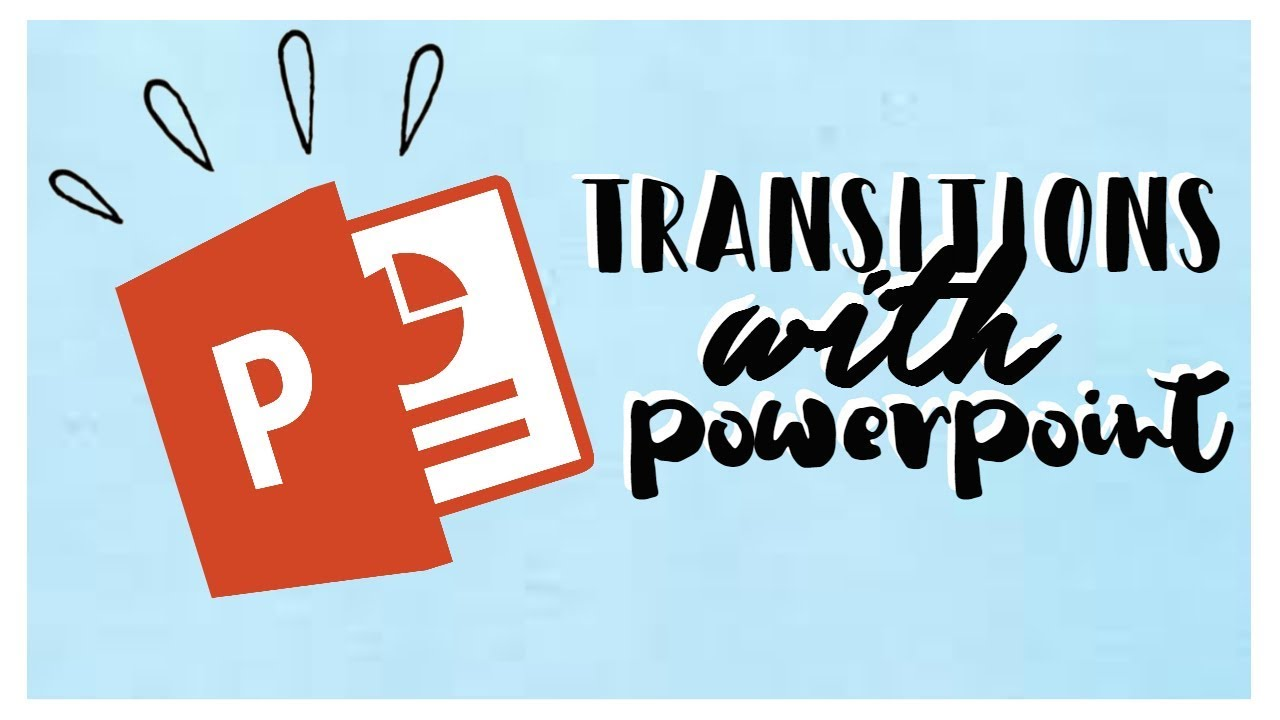 easy tumblr transitions with power point youtube