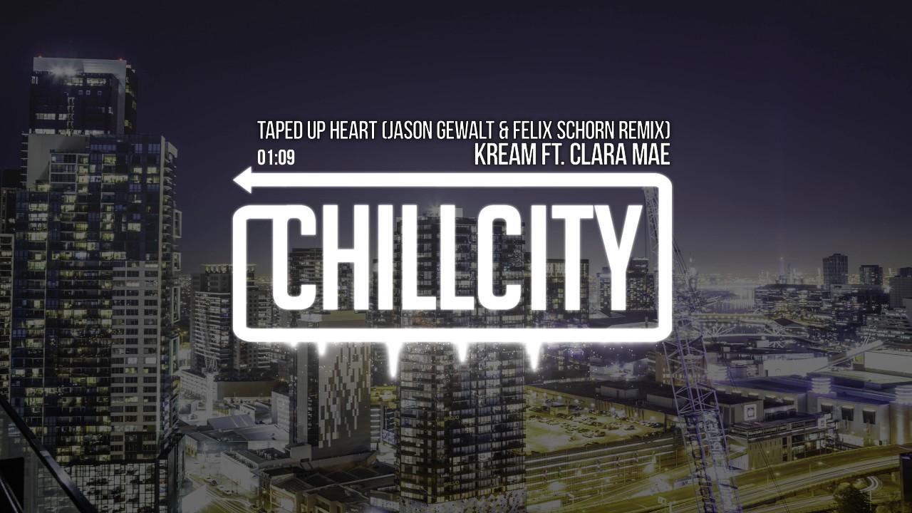 Download KREAM - Taped Up Heart ft. Clara Mae (Jason Gewalt & Felix Schorn Remix)