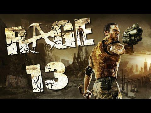 RAGE - Прохождение игры на русском - Мёртвый город [#13] | PC