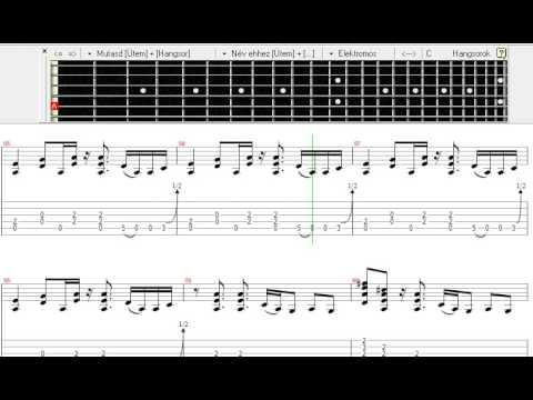 Aerosmith - Sweet Emotion tab - YouTube