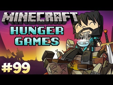 Minecraft : Hunger Games - Game 99 - Dat One Hit Kill!