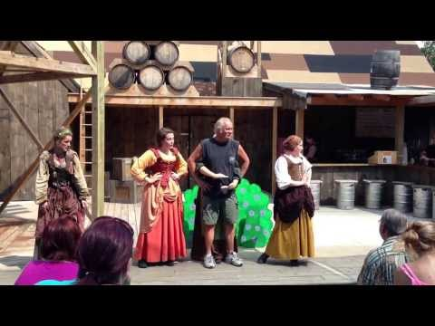 Four Maids A-Milking (Sultry Sirens of Sin - PA Renaissance Faire 9/2/2013)