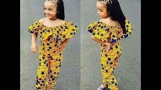 Latest Ankara Styles For  Children In 2018