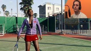 Igram kao NOVAK DJOKOVIC!!! GTA V Tennis [Srpski Gameplay] ☆ SerbianGamesBL ☆