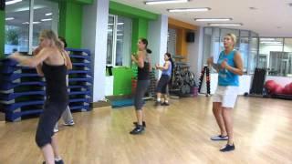 Тай-бо - фитнес бокс_с Викторией Руденко_1