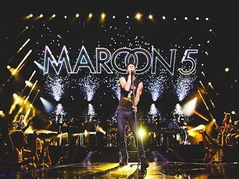 maroon 5 tour live concert 2016 full youtube. Black Bedroom Furniture Sets. Home Design Ideas
