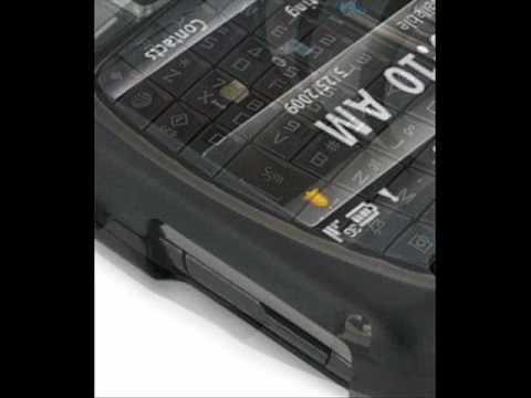 PDair Aluminum Metal Case for Samsung Jack SGH-i637 (Black)