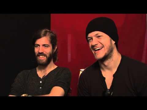 Imagine Dragons interview - Dan and Wayne