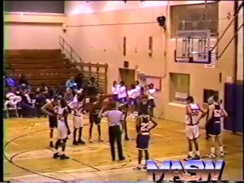 1994 Minneapolis High School Boys Basketball: South @ Southwest