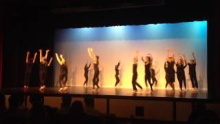 8th Grade Dance Class