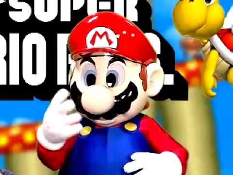 Mario in real life!!!!!!!!
