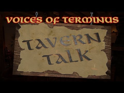 Pantheon Rise of the Fallen Voices of Terminus Tavern Talk Show #33