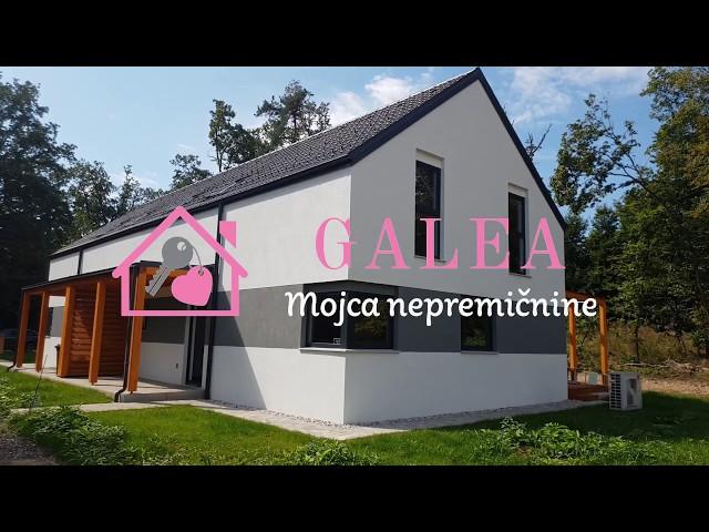 Montažna hiša na ključ - moderen, ugoden, kvaliteten in energetsko varčen dom!