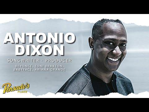 Grammy Award Winning Producer / Songwriter, Antonio Dixon – Pensado's Place #407