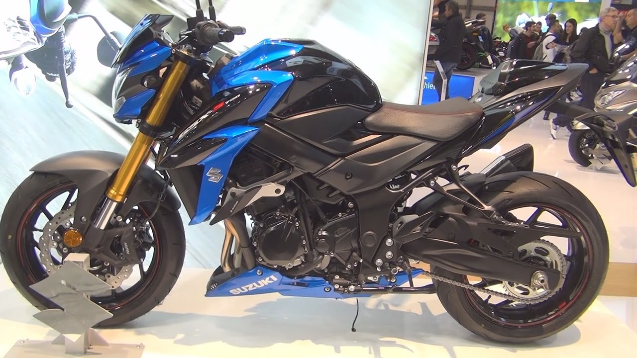 suzuki gsx s750 abs 2017 exterior and interior in 3d youtube. Black Bedroom Furniture Sets. Home Design Ideas