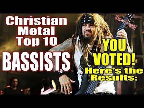 Top 10 Christian Metal Bass Players