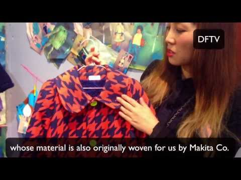 Frankygrow Kids Fashion Japan - Interview Designer Chizuko TAKAI Playtime Paris