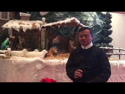 Lời Chúc Mừng Giáng Sinh Từ Gx Cần Giờ DCCT