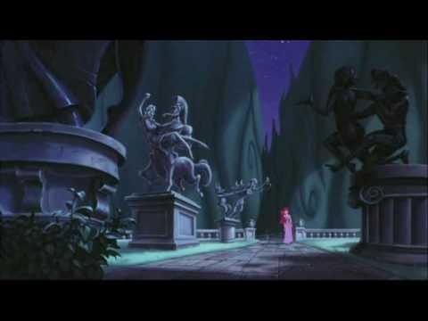Hercules - I Won't Say I'm in Love ( Italian ) HD