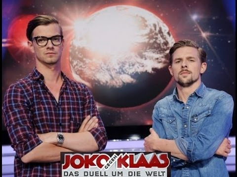 Joko Gegen Klaas Das Duell Um Die Welt 31.10