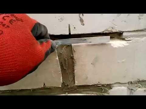 Как и чем заделать трещину в стене: самые надёжные варианты