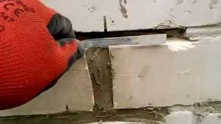 видео Как исправить фундамент: новые технологии ремонта кирпичной кладки