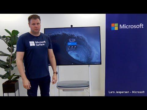 Surface Hub Intro