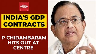 P Chidambaram Says Anybody Who Says That The Year Will Bounce Back Hasn't Done His Or Her Math