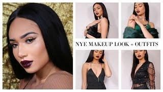 New Year Makeup Look | Outfit Options