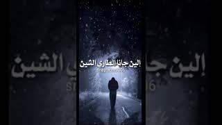 شيلة العراقية | تقطيع محمد بن غرمان | لاحول