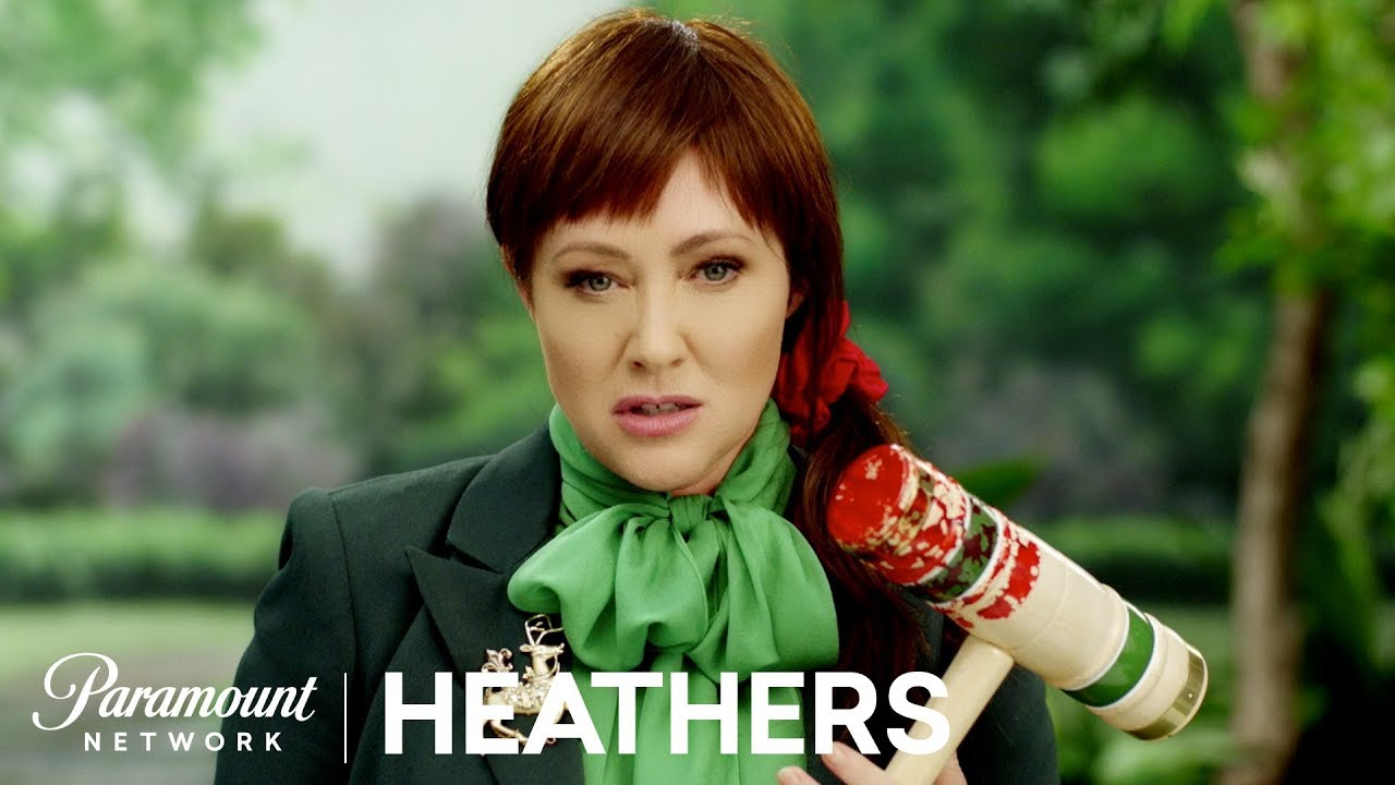 Download 'Heathers' Official Trailer | A 5-Night Binge Event Starting Thursday, October 25th