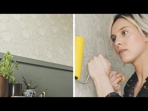 Wand veredeln #5 MakeOver: Küche   DIY