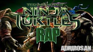 ninja turtles 2 rap fuera de las sombras l adrirosan